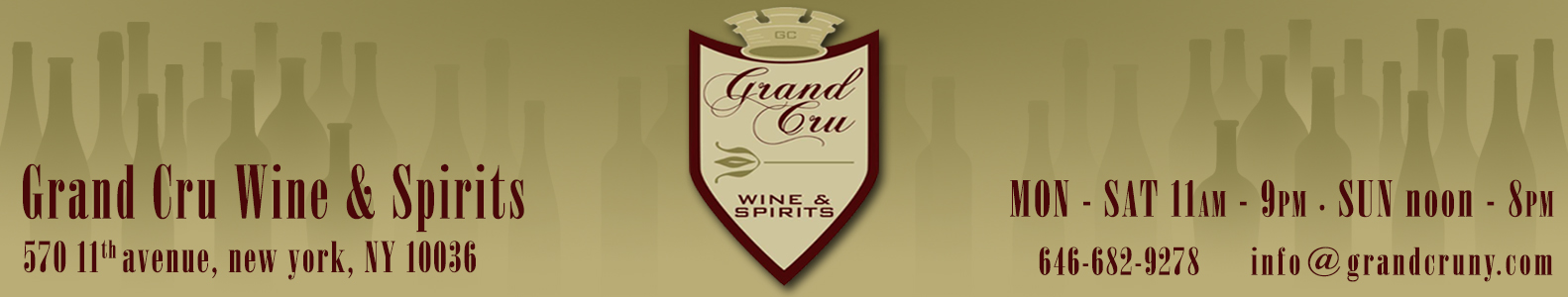 Grand Cru Wine And Spirits